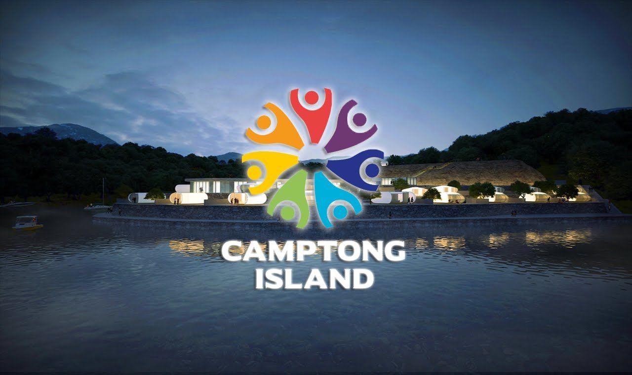 가평 글램핑 캠프통아일랜드