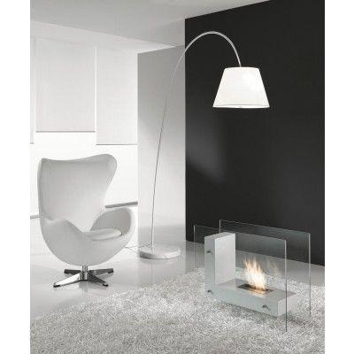 Lampada ad Arco Smarty   Idee di interior design soggiorno ...