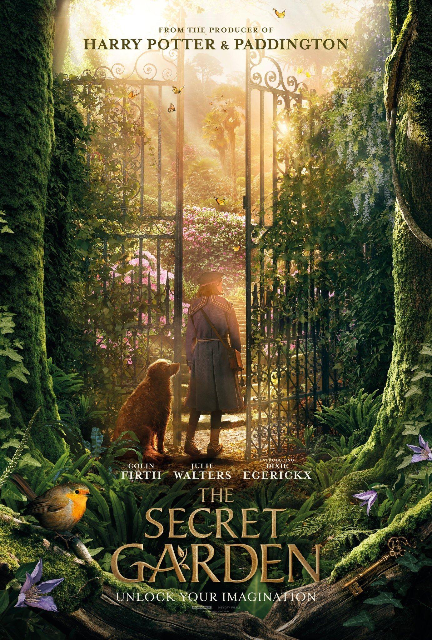 Der Geheime Garten Poster Geheimer Garten Geheime Garten Der Geheime Garten Film