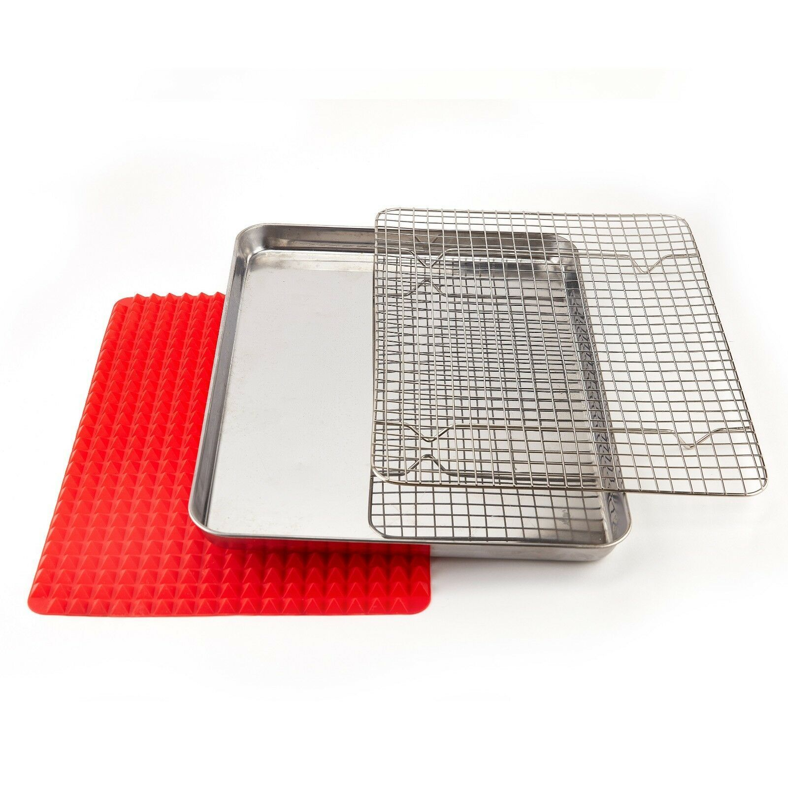 Details about stainless steel baking sheet cooling rack