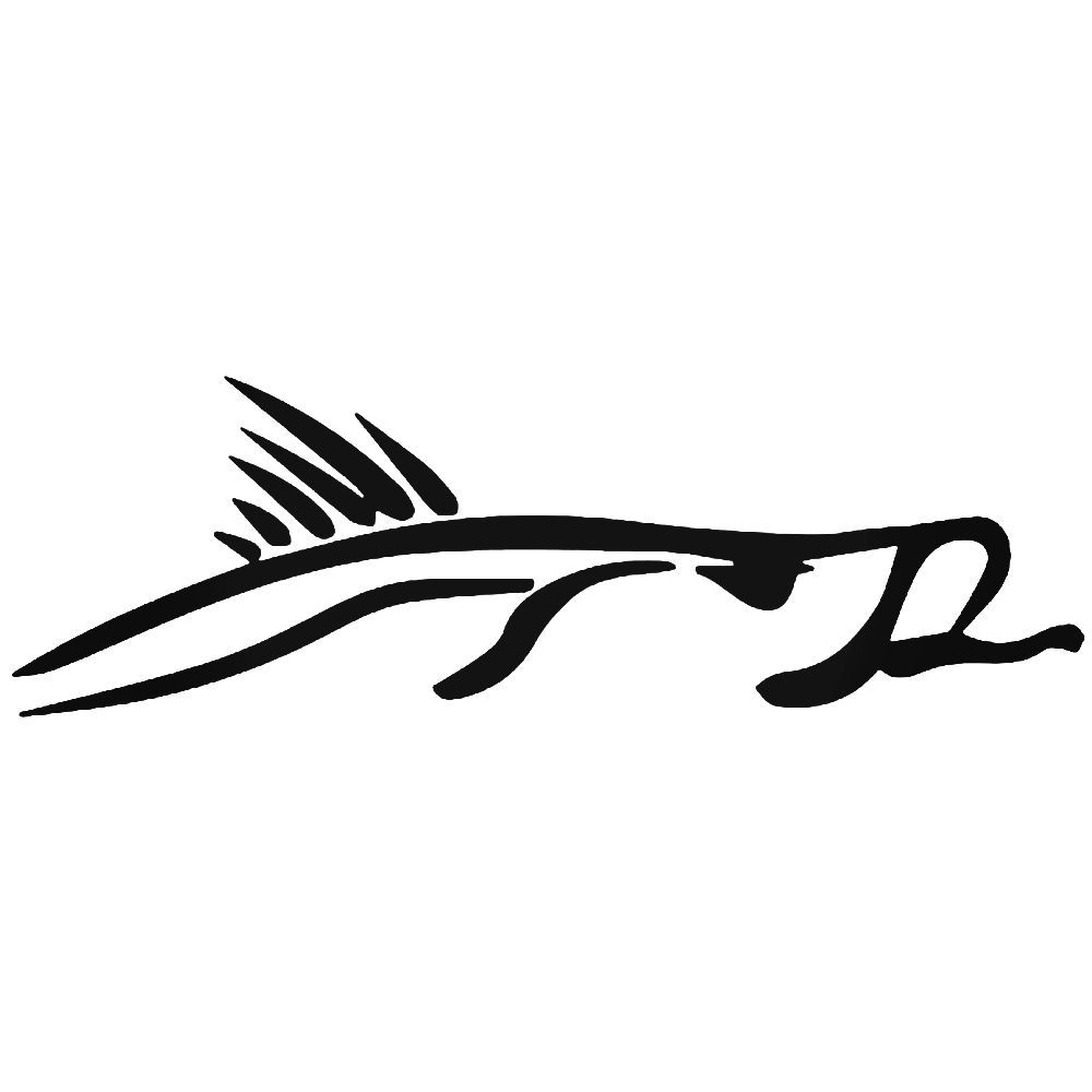 Snook fish fishing vinyl decal sticker ballzbeatz com
