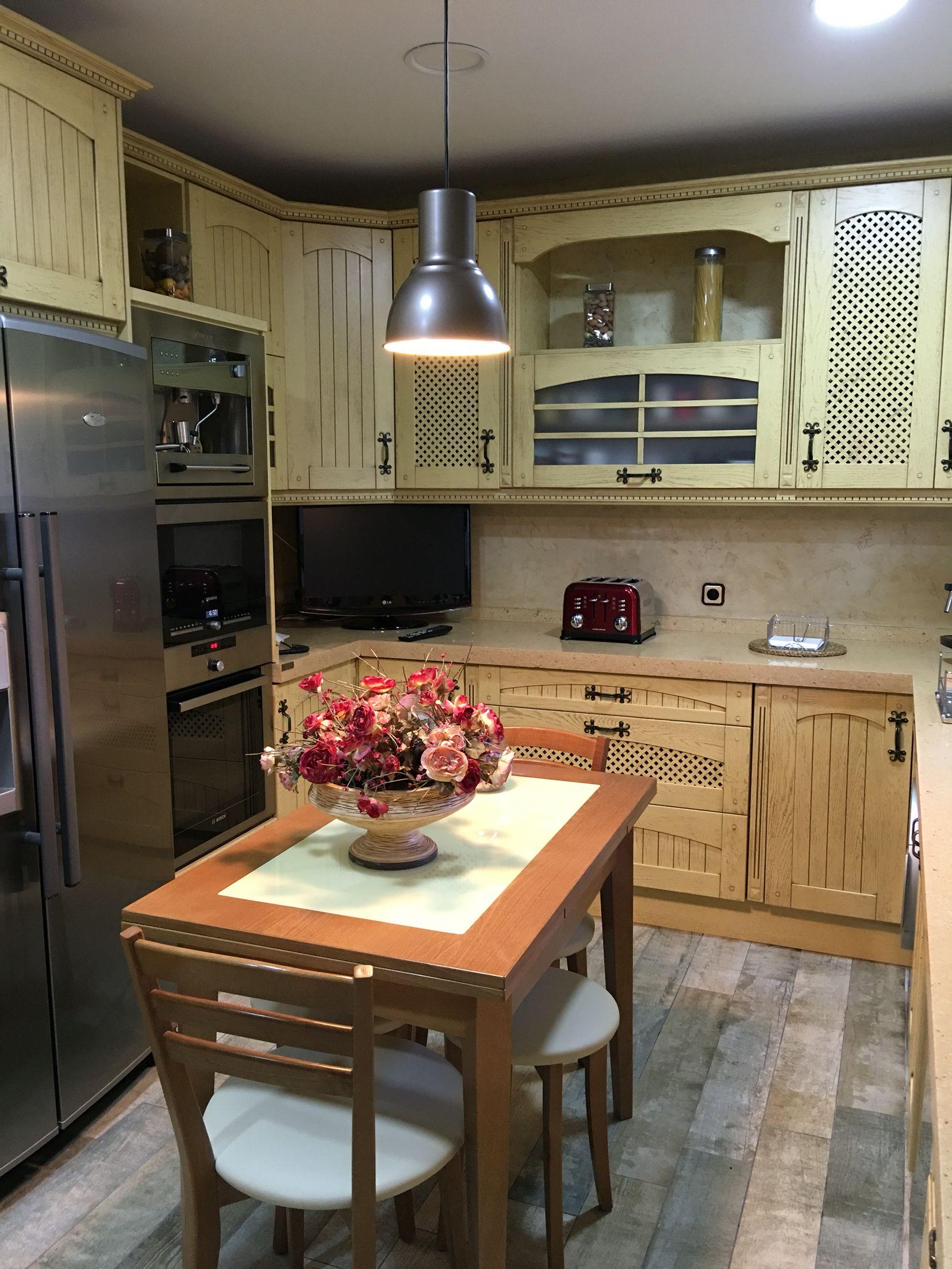 Atractivo Resurgir Muebles De Cocina Pintan Ideas Ornamento ...