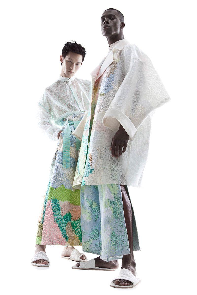 Ka Wa Key Spring Summer Primavera Verano 2016 Collection #Menswear #Trends #Tendencias #Moda Hombre - F.Y!
