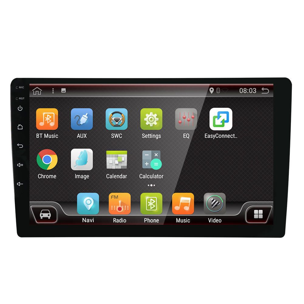 Yuehoo 9 Inch 2 Din For Android 8 0 Car Stereo Radio 4 Core 2 32g Touch Screen 4g Bluetooth Fm Am Rds Gps Dab Car Audio Monitor From Automobiles Motorcycle