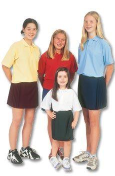 ddbd52516 Girls Pleated Netball Skirt | Sporty and Outdoory | Netball skirt ...