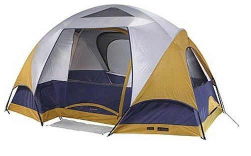 Columbia Bugaboo CB-5300 Dome Tent 12ft x 9ft x 76   sc 1 st  Pinterest & Columbia Bugaboo CB-5300 Dome Tent 12ft x 9ft x 76