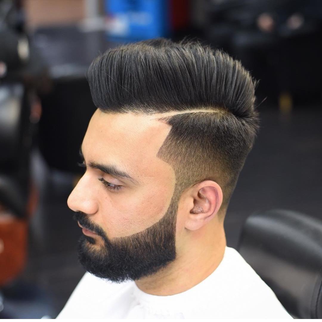 Kısa Saç Modelleri Erkek esmer