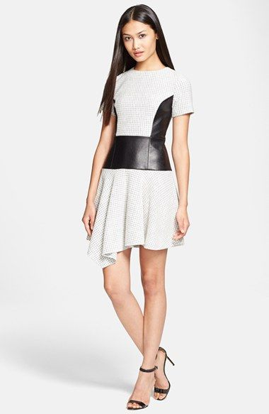 Tibi 'Whitby' Knit Dress available at #Nordstrom