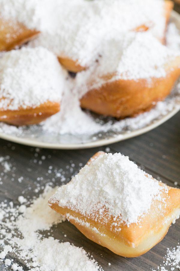 Cafe Du Monde Style Beignets Recipe