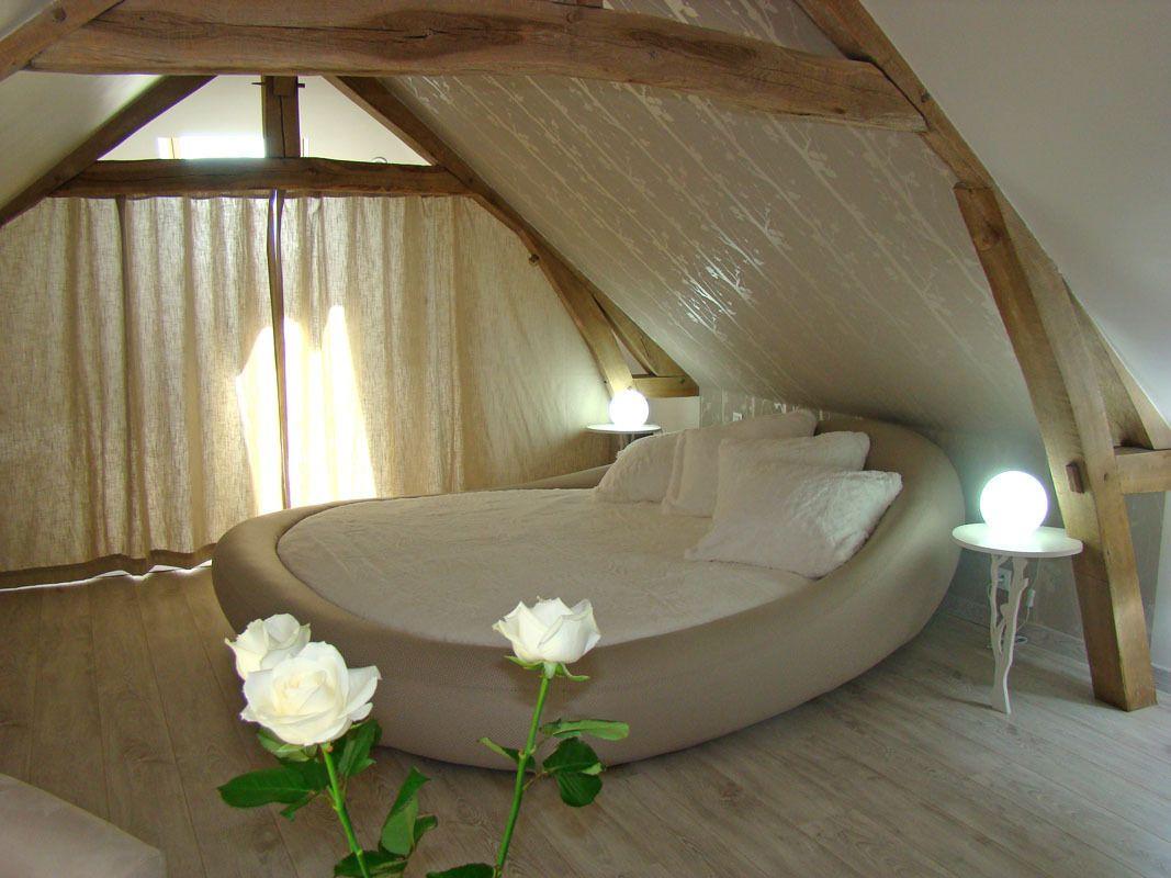 Attrayant Deco Chambre Mansardee #13: Deco Chambre Adulte Mansardée - Recherche Google