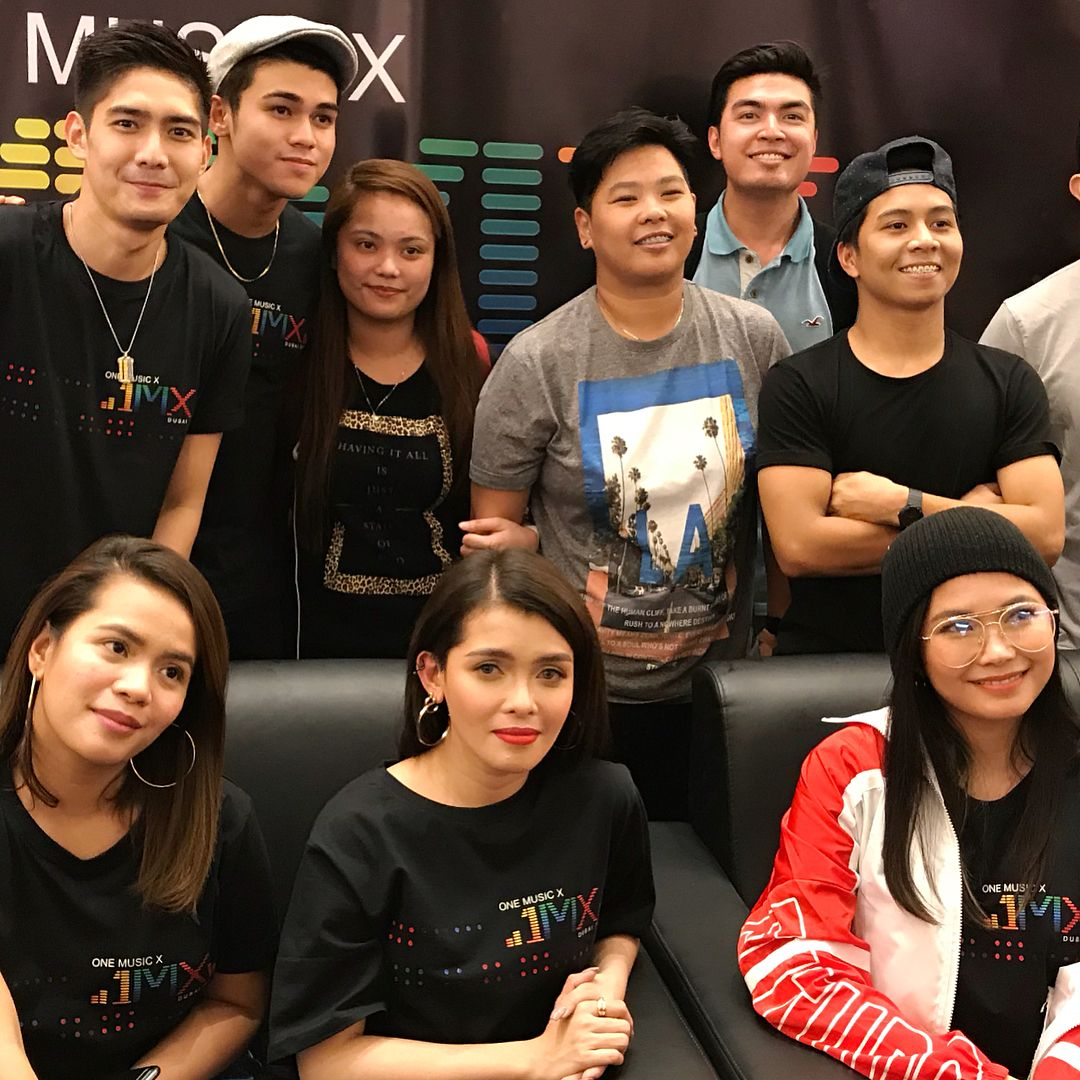 A star-studded press con for the best Filipino Music Festival of the year, #1MusicXDubai2017 at @alghuraircentre with the @kapamilyatfc, @starmusicph, @myxph, and @mor101.9forlife stars such as @iamrobidomingo, @kztandingan, @yengconstantino, @mor1019chacha, @iminigopascual and more. See you...