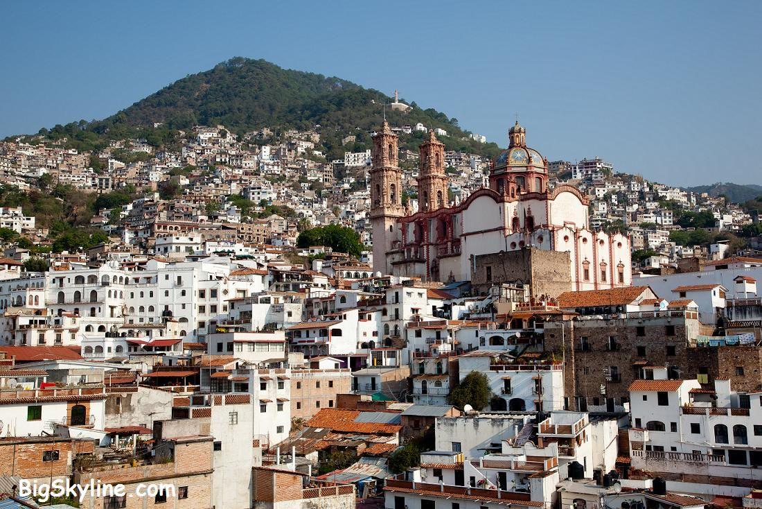 Taxco Guerrero Mexico Pinterest Paisajes Mexicanos Estilo  # Muebles En Taxco Guerrero