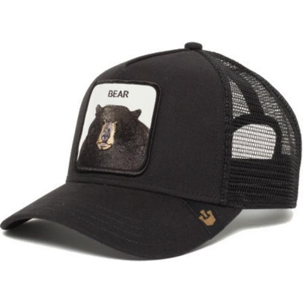 GOB/_101-0250-BLK Goorin Bros. Casquette de Baseball Bulldog en Noir