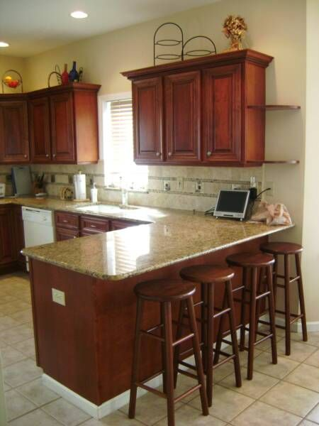 Show Images Of Stained Cabinets