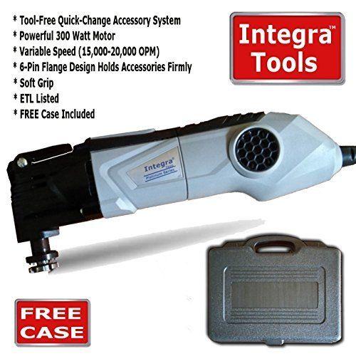 Rotorazer Saw Tool Case Multitool Oscillating Tool