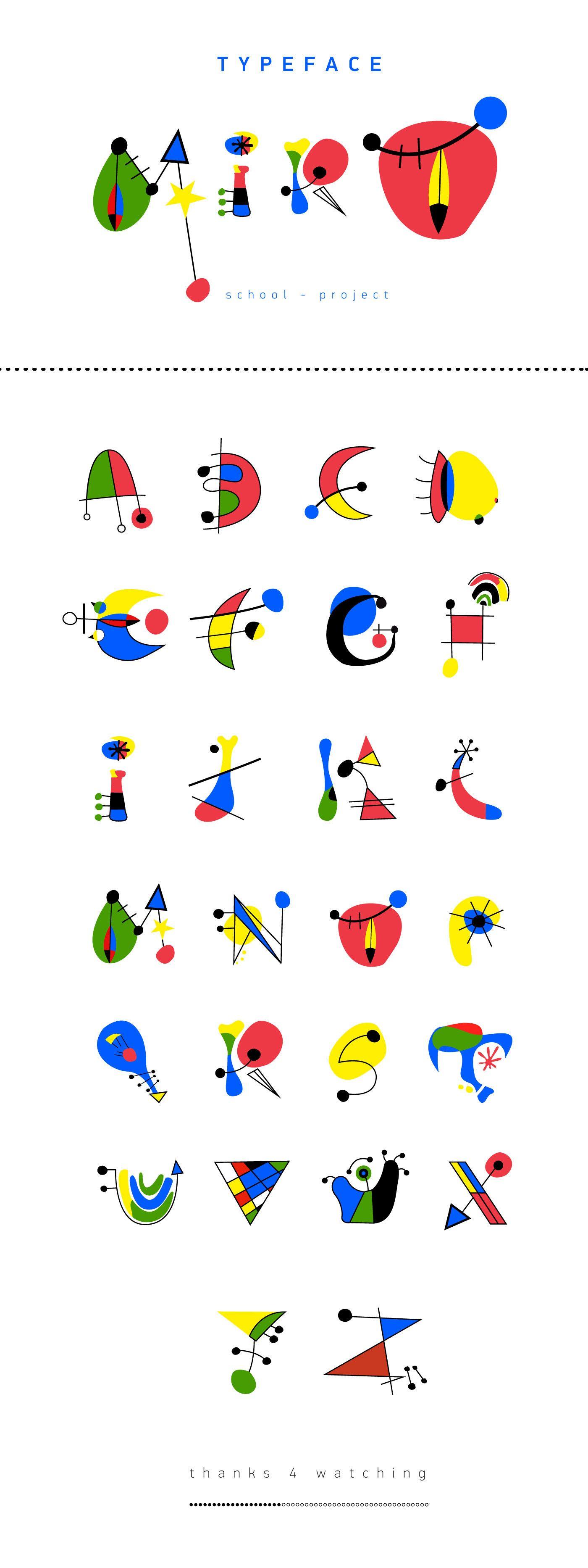Miro Typeface