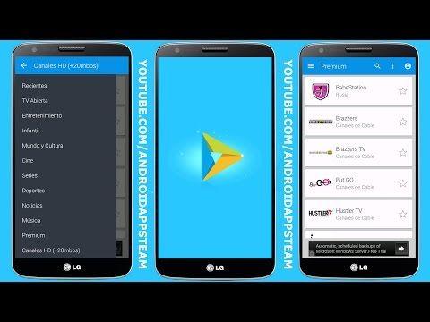 Ver Tv De Paga En Cualquier Android Con You Tv Player Gratis
