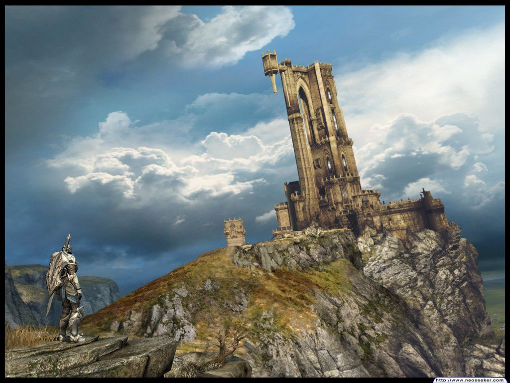 Infinity Blade the groundhog tower of grinding