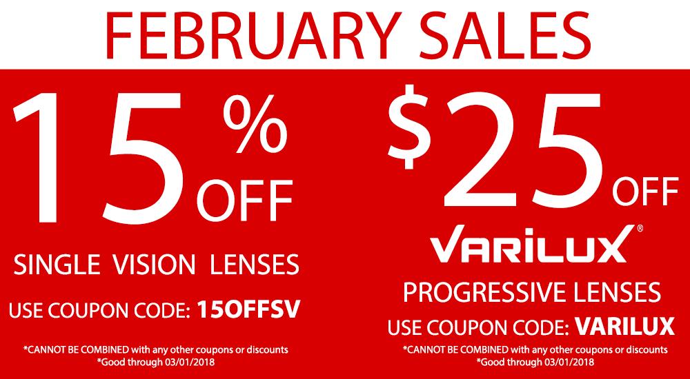5d1a8314e4 ... Single Vision lenses or  25 off all Varilux Progressive Lenses.   ReplaceALens  glasses  eyeglasses  progressive  Varilux  lensreplacement   coupon  sale