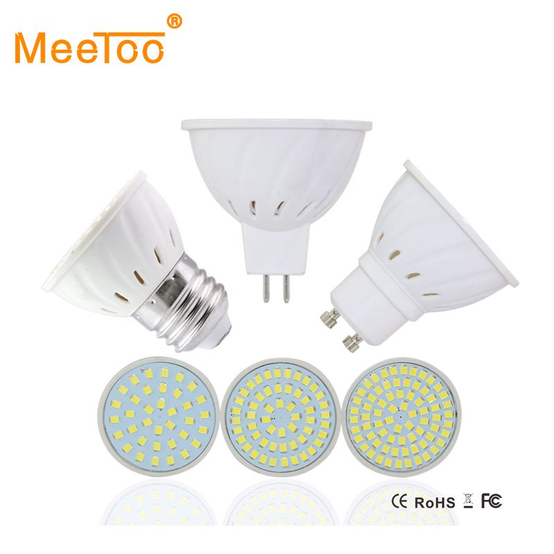 10 Pcs Led Lampe Led Ampoule E27 Gu10 Mr16 220 V 110 V Smd 2835 Ampoules 4 W 6 W 8 W Ampoule Led Luz Bombillas Lumieres Pour La Maison Eclairage Led Bulb Spotlight Lamp Led Spotlight