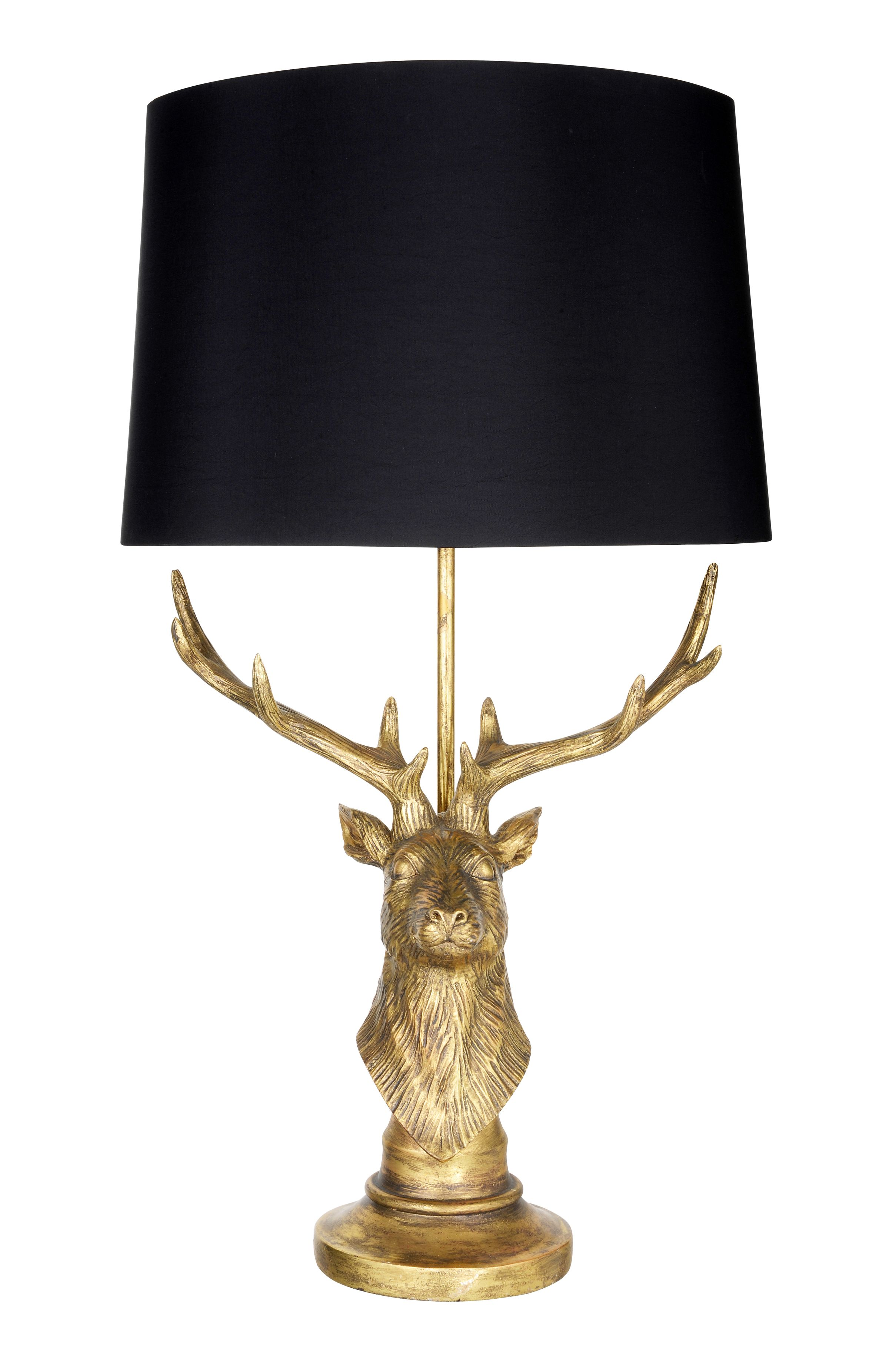 Living by Christiane Lemieux stag lamp at House of Fraser | Home ...
