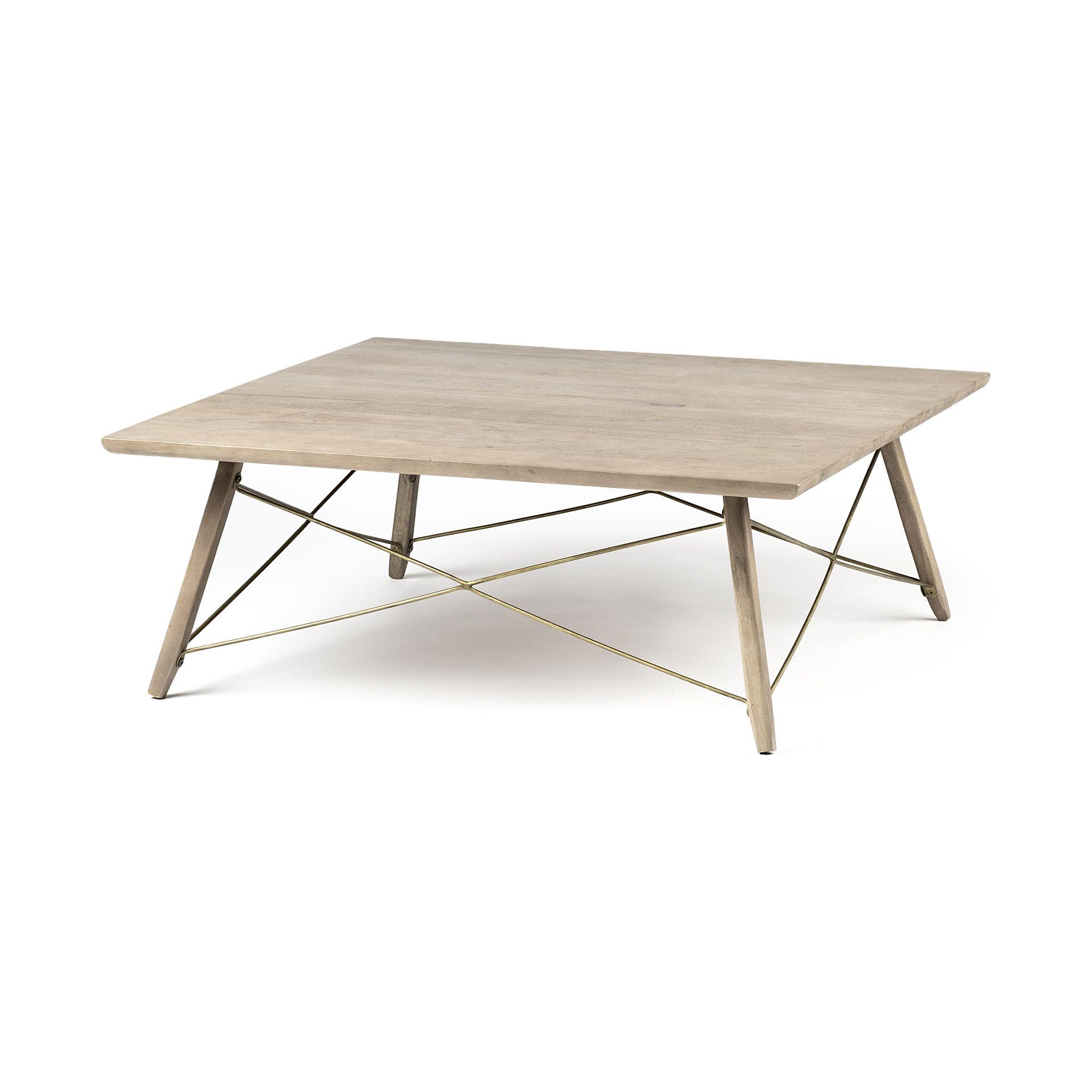Mercana Kirby Ii Square Wood Coffee Table Wooden Coffee Table Coffee Table Wood [ 1920 x 1920 Pixel ]