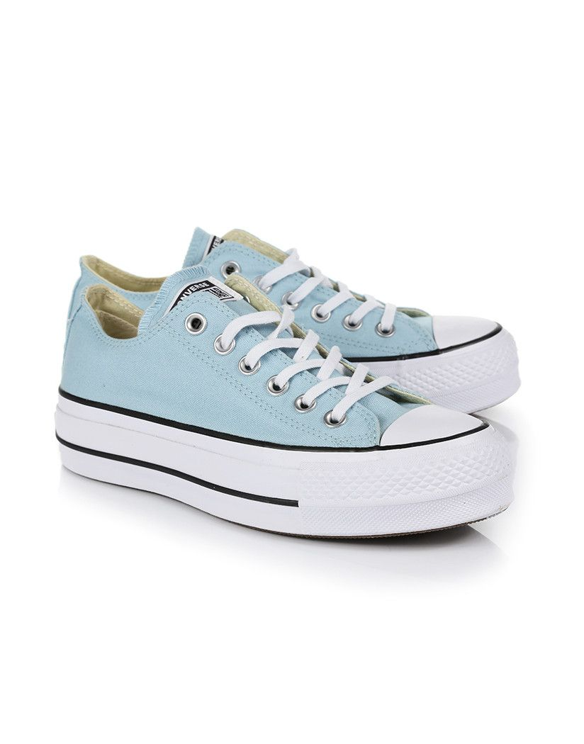 8ea3cb5cf057 Converse Women s Chuck Taylor All Star Lift Trainers - A modern take on the  classic design