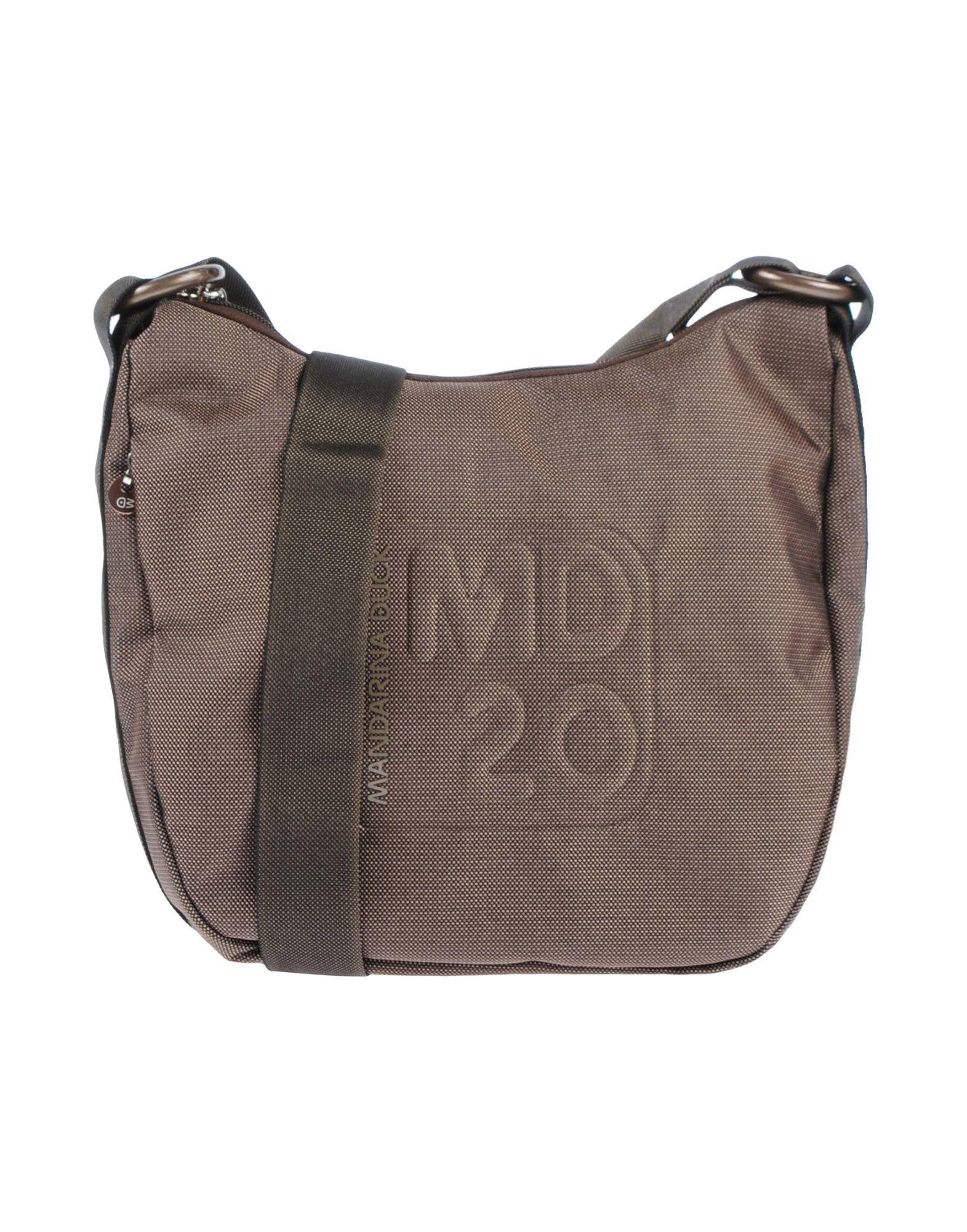 ebe06c22fc2c MANDARINA DUCK .  mandarinaduck  bags  shoulder bags  polyester ...