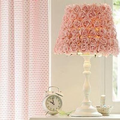 Pottery Barn Kids Inspired Lamp