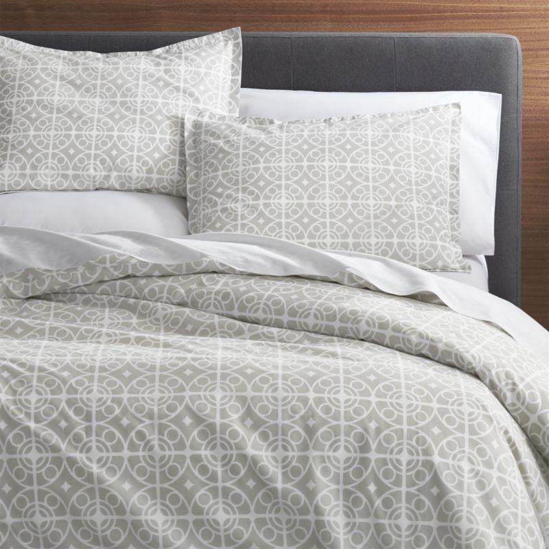 Taza Grey Full Queen Duvet Cover Gray Duvet Cover Bed Linen Design Duvet Covers Yellow