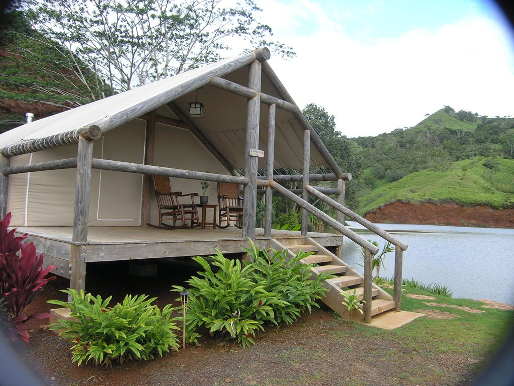 One of the most off the grid features of Kauai Ranch is our Mimino