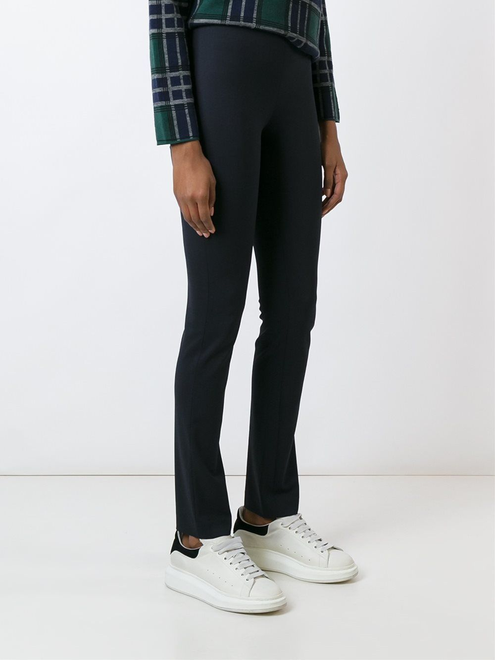 Hache skinny trousers