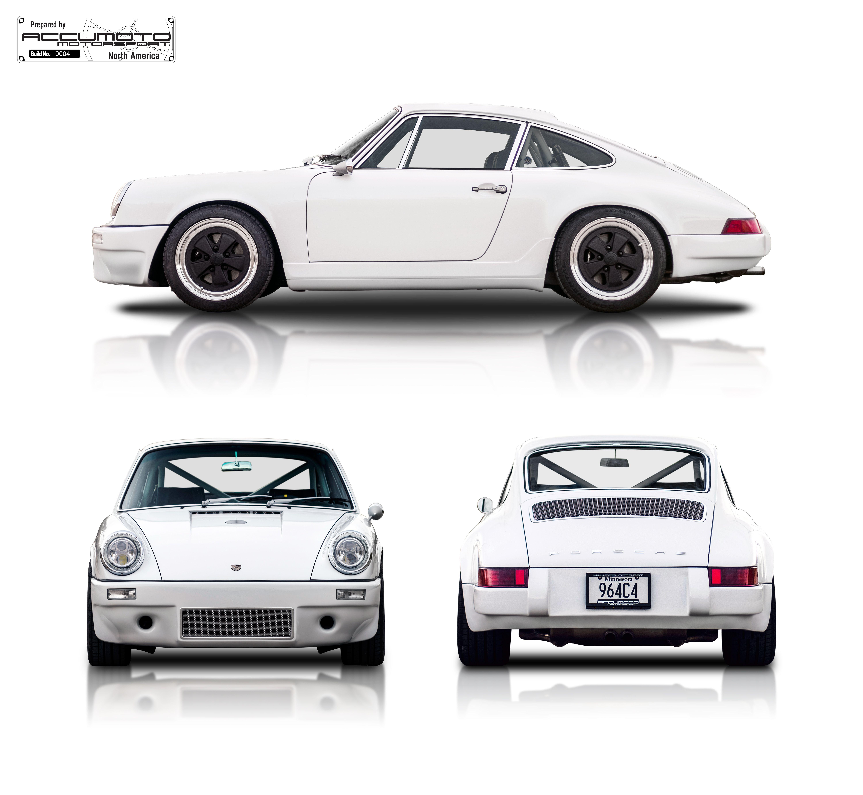 89 5 Porsche 964 C4