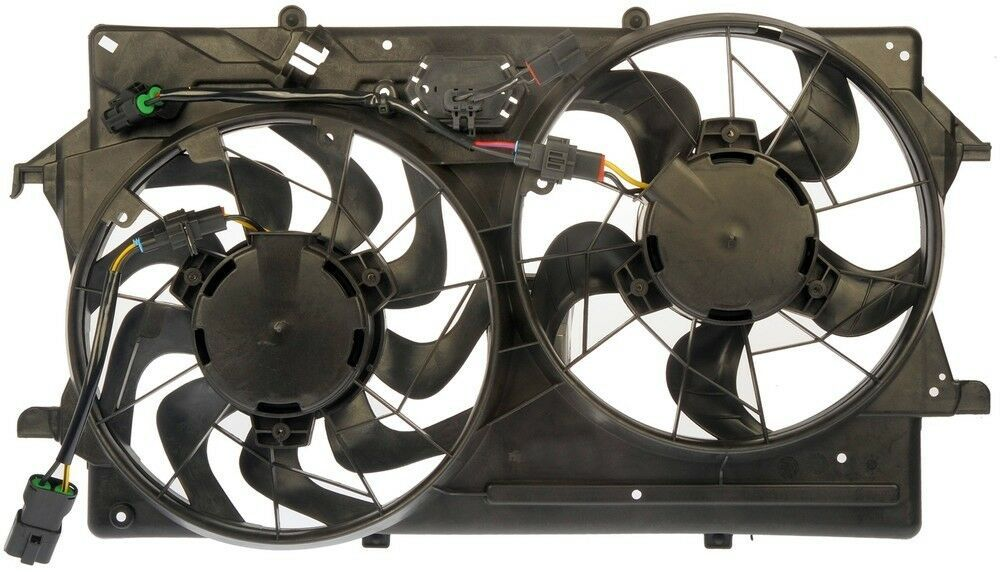 Engine Cooling Fan Assembly Dorman 620 147 Fits 03 04 Ford Focus
