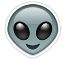 Emoji Stickers Alien Emoji Emoji Stickers Emoji