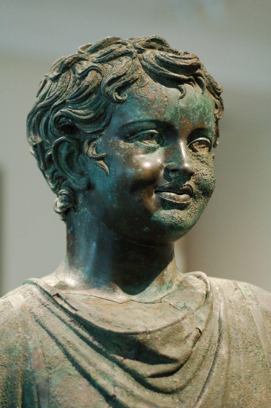 Ancient Rome. Roman Bronze Metropolitan Museum Of Art
