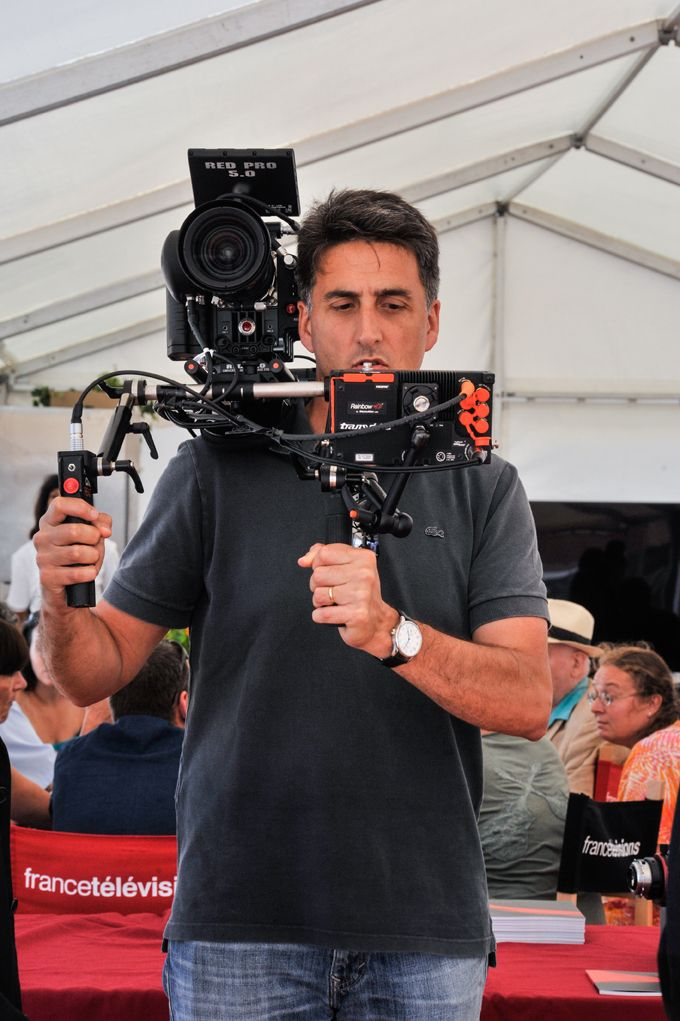 The Optimo Style 16-40 in demo
