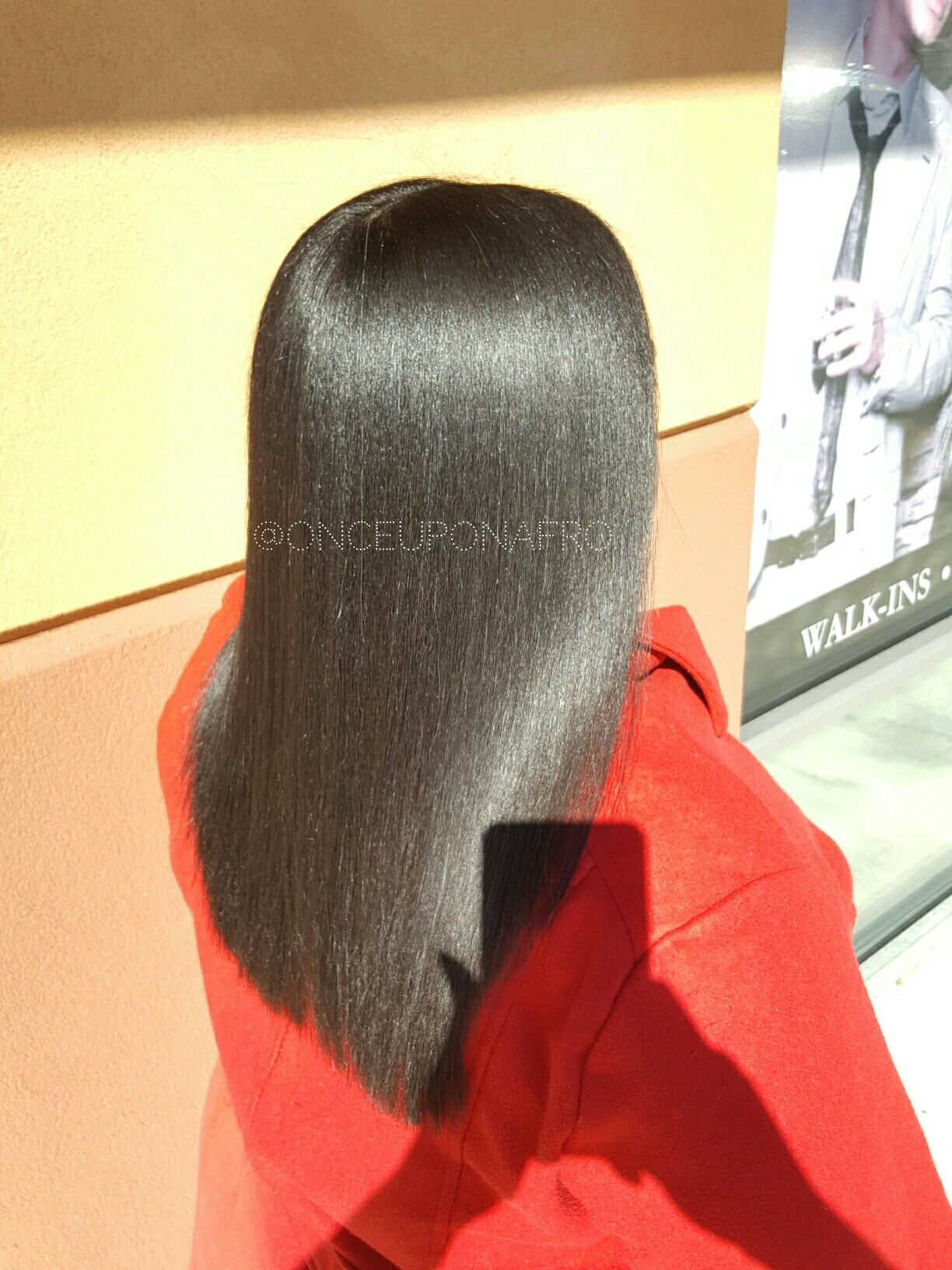 Silk press on natural hair hair goals pinterest silk natural