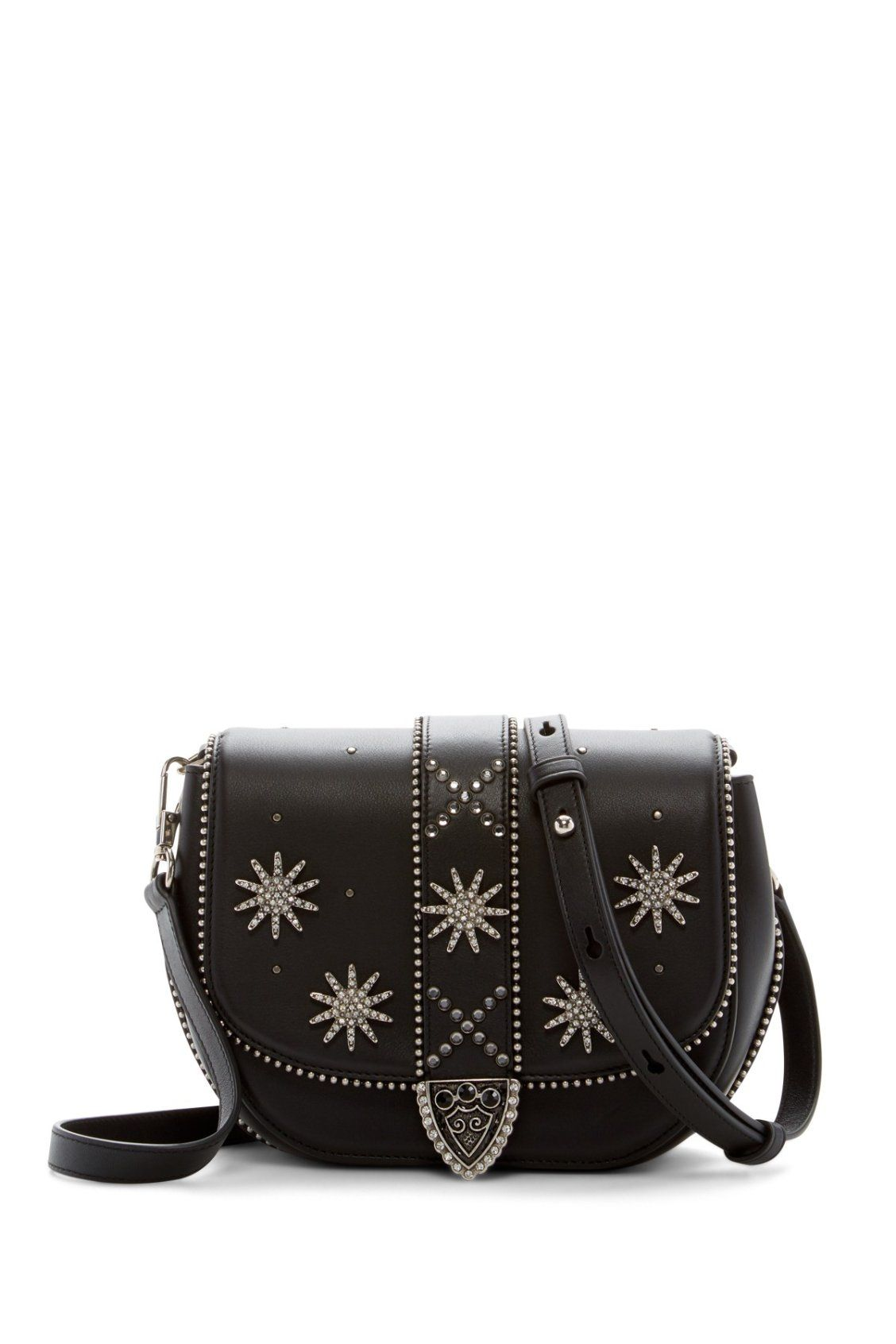 330f91af0f6b Obsessing over this Marc Jacobs Jane Leather Saddle Bag