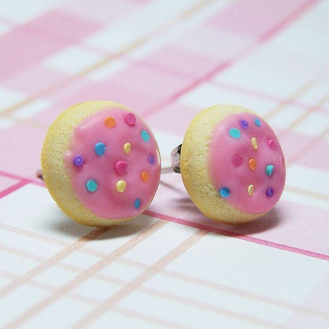 Sugar cookie rings