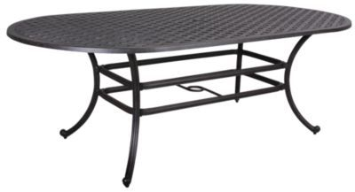 Homemakers Furniture 42 X 84 Oval Dining Table Gather Craft Outdoor Patio