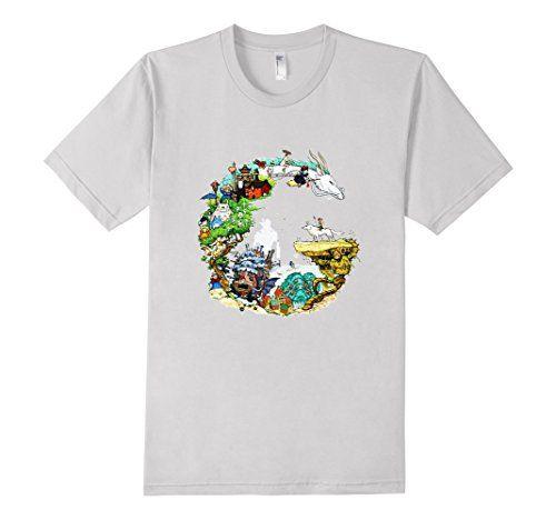 Men's T-oto-ro t-shirt - Studio Gh-ib-li - T-oto-ro 2XL S…