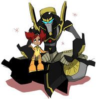 prowl transformers animated - Google Search