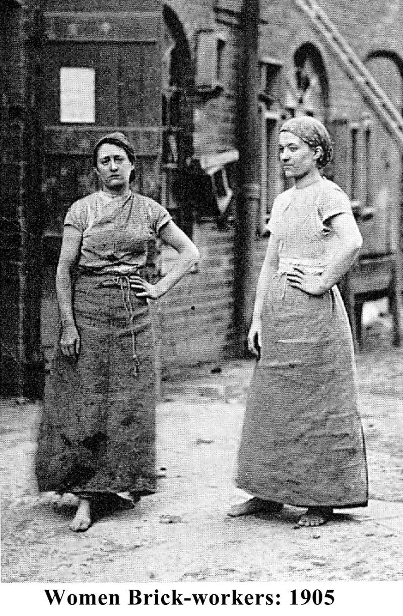 women and the industrial revolution
