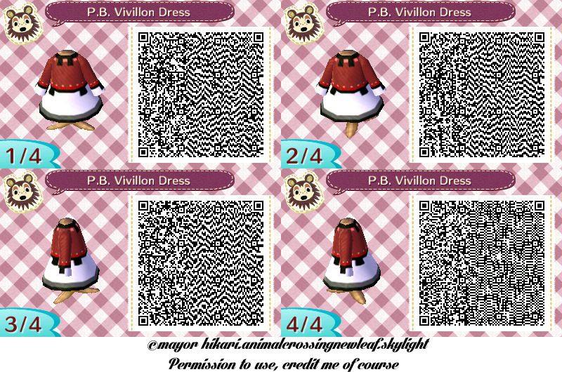 Pokeball-Pattern Vivillon Dress