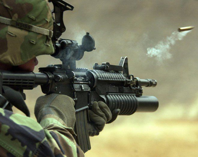 army rangers army ranger weapons and army