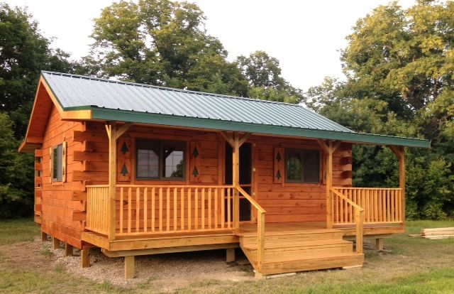 Amish Cabin Kits | Amish Log Cabin Builders Wisconsin
