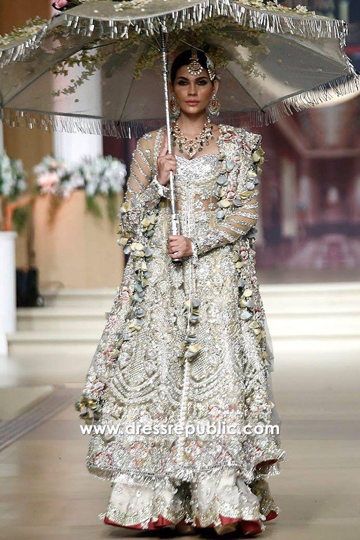 Amna Babar Bridal Dress at PHBCW 2017 Shop Online USA | Bridal ...