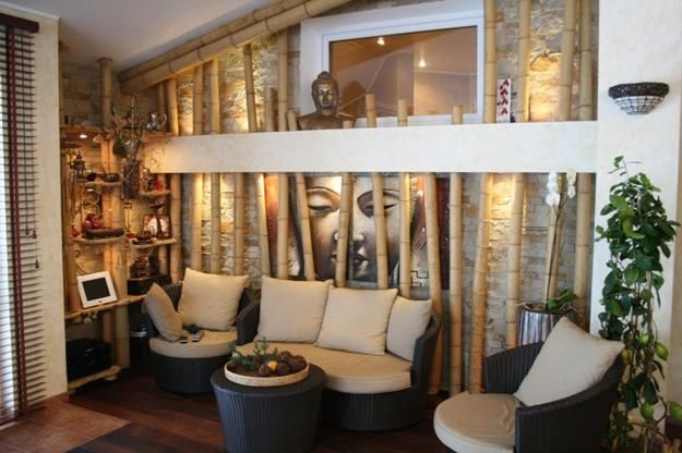 Bamboo Home Decorating Ideas And Eco Friendly Products For Interior Design Bamboo Decor Bamboo Furniture Design Decor
