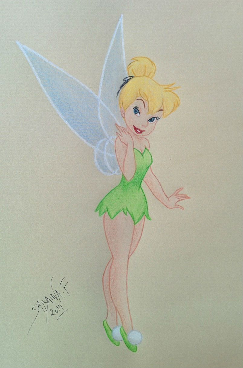 Dessins Aux Crayons De Couleur Drawing Cartoon Characters